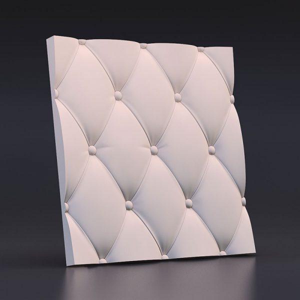 3D панели «Кожа вытянутая»