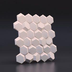 3D панели «Рози»