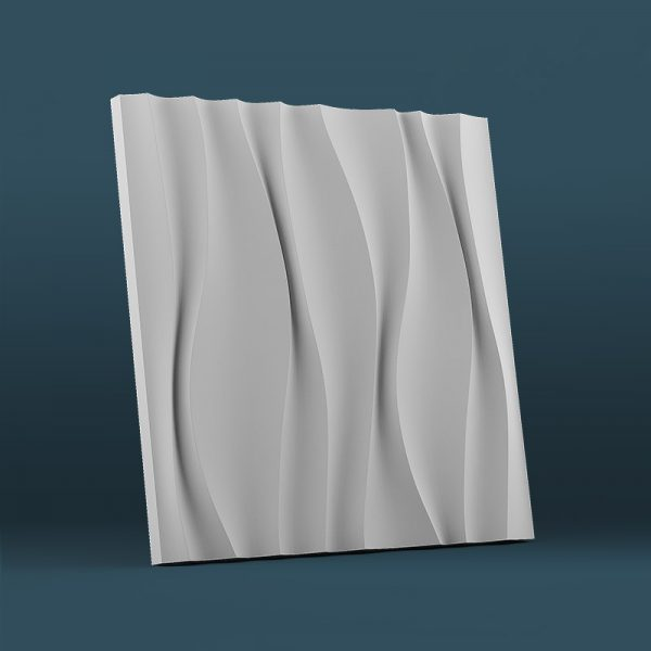 3D панели «Водопад»