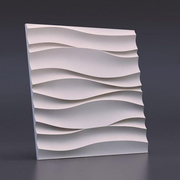 3D панели Волна Атлантика
