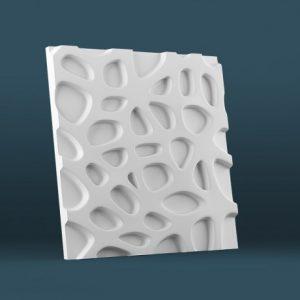 3D панель «Кратер»