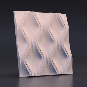 3D панели «Текущий песок»