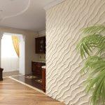 3D панели «Волна Каноэ»
